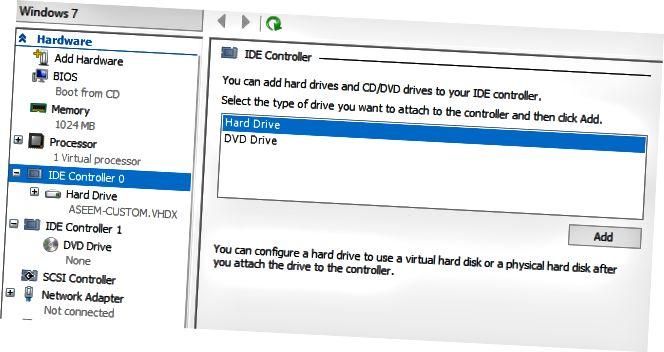 IDE 컨트롤러