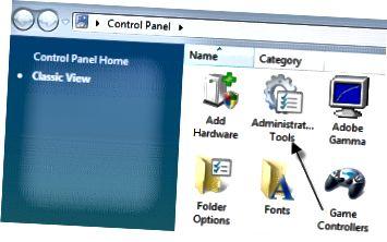 administrative værktøjer