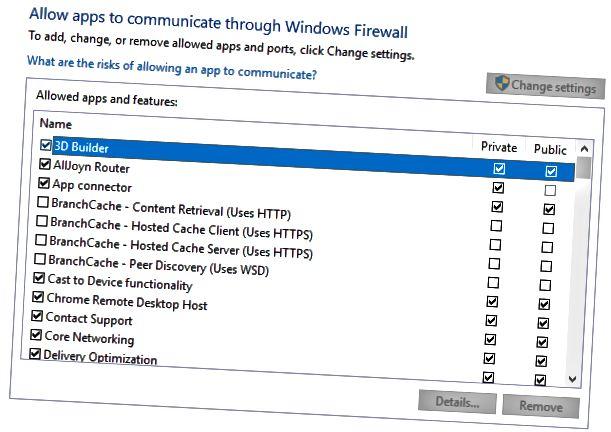 izinkan firewall aplikasi