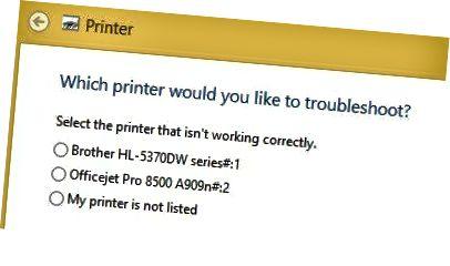 프린터 문제 해결
