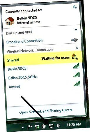 trådløse netværk