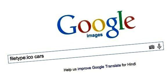 cari ikon google
