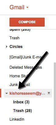 akun email baru