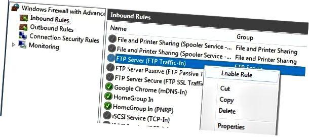 firewall ftp-regel