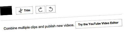 """""""YouTube"""" vaizdo įrašų redaktorius"""