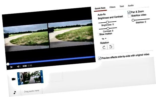 redaguoti vaizdo įrašus