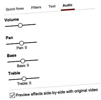 taisyti garsą