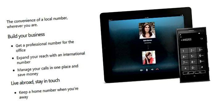 uimhir skype