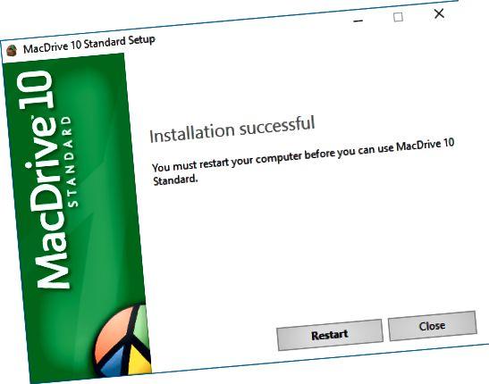 맥 드라이브 설치