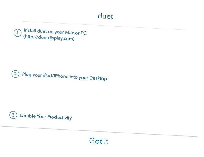 duet app ipad
