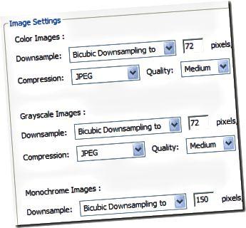 kurangi ukuran gambar pdf