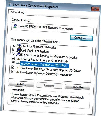 properti jaringan