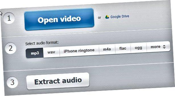 audio extraktor