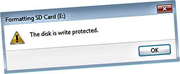 rašyti saugoma