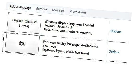 windows 10 menambahkan bahasa