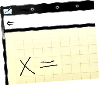 x는 부정확하다