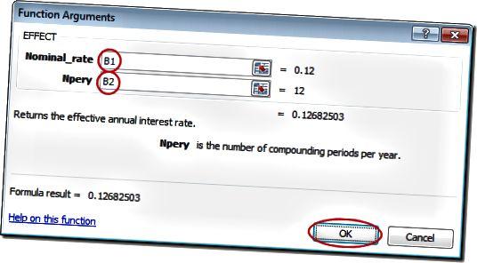 Virkni rökgluggi Excel