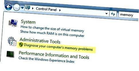 alat admin memori