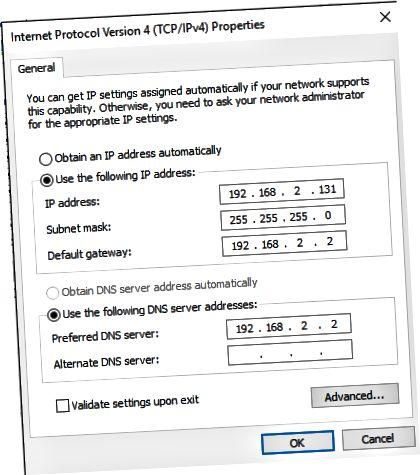 ip-adresseegenskaber