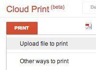 Muat naik cetakan fail