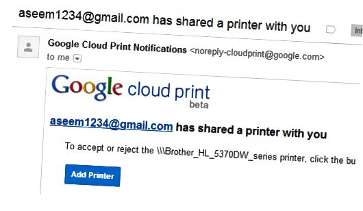 Tambah pencetak