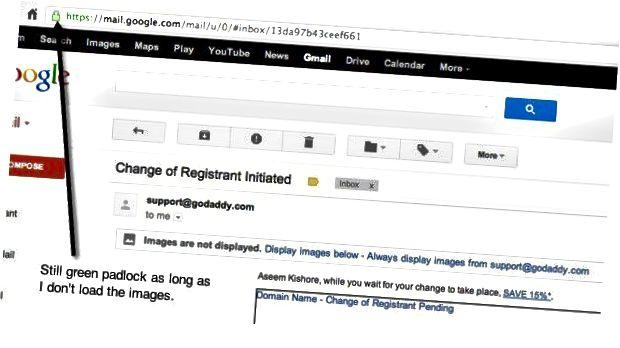 Biztonságos gmail-képek