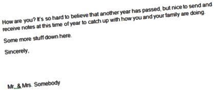 Bare laiškas