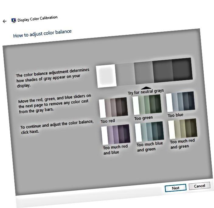 renk dengesini ayarla