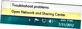 pagbabahagi ng network