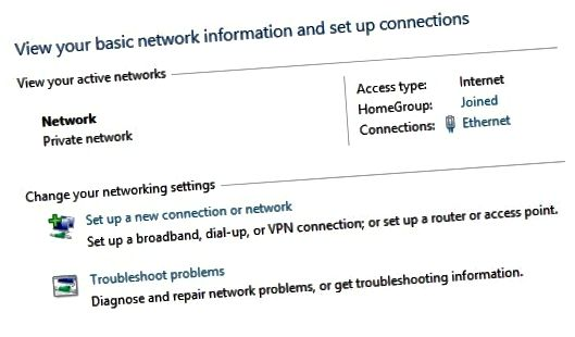 pribadong network
