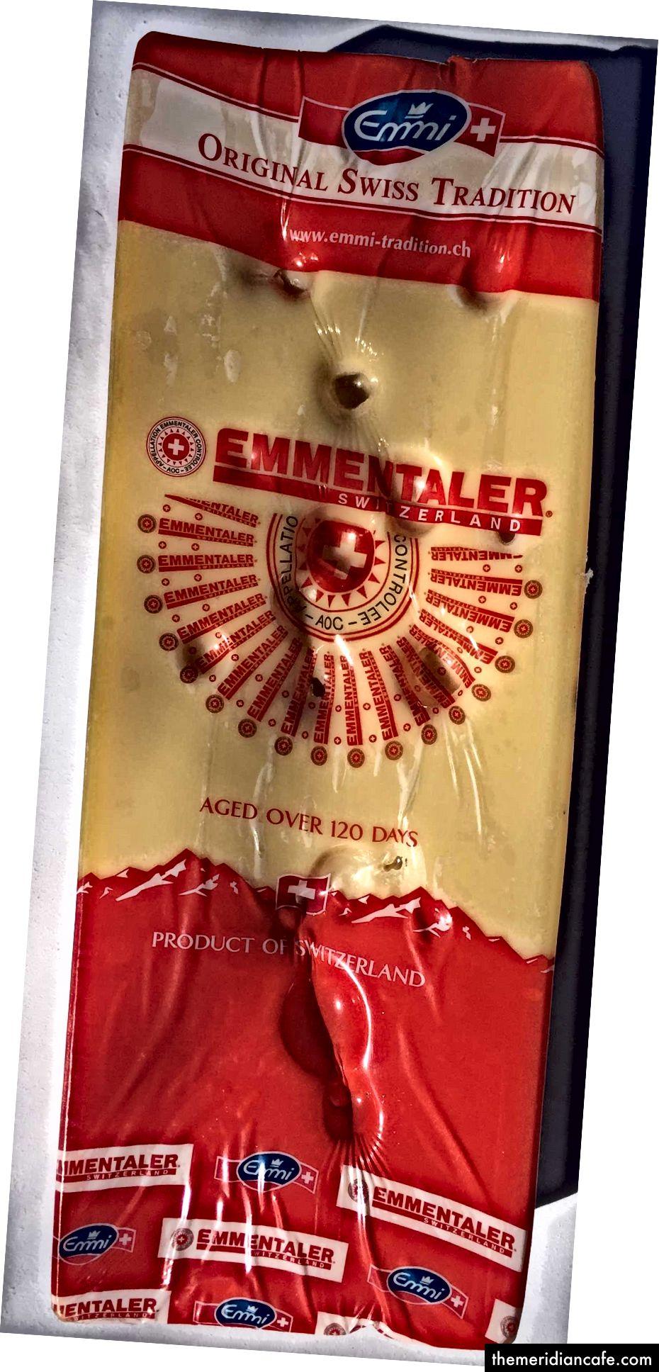 إيمي جربر Emmentaler التقليدية مصدر واحد
