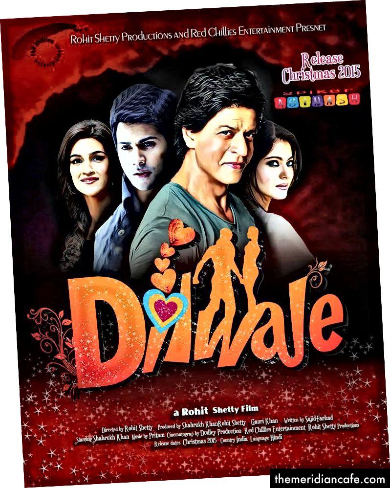 Bollywood adalah hasil pengagihan budaya, dan harus disambut seperti itu