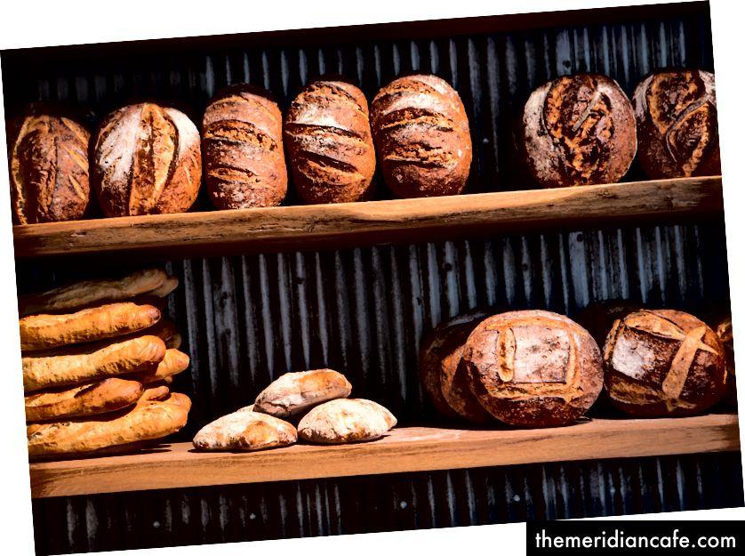 Die Bäckerin Ellen King möchte Erbe für die Menschen, Bauern und die Umwelt zurückbringen. (Fotos mit freundlicher Genehmigung von Hewn.)