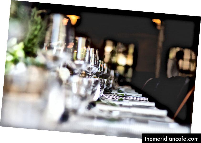 Food & Wine wird jetzt im tiefen Süden produziert. Wird Amerikas Vielfalt am Tisch noch willkommen sein? / Foto von Nils Stahl bei Unsplash