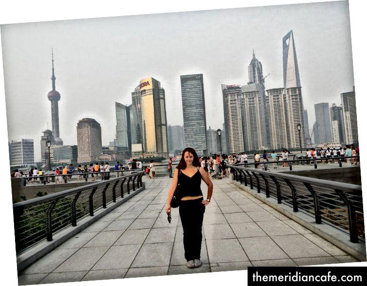 Mir wurde klar, dass in China 2010 die Transparenz von Lebensmitteln wichtig ist
