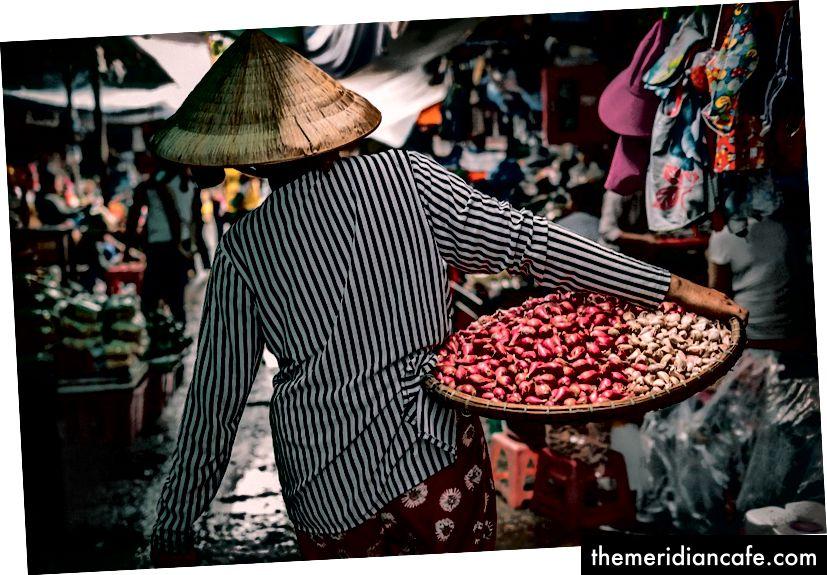 Dong Ba Markt, Thành phố Huố, Vietnam | © Alice Young / Unsplash
