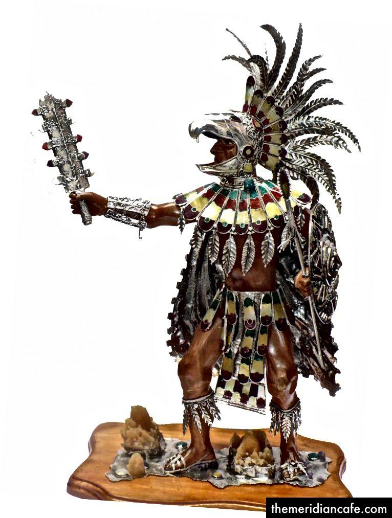 Mexica Eagle Guild Warriors