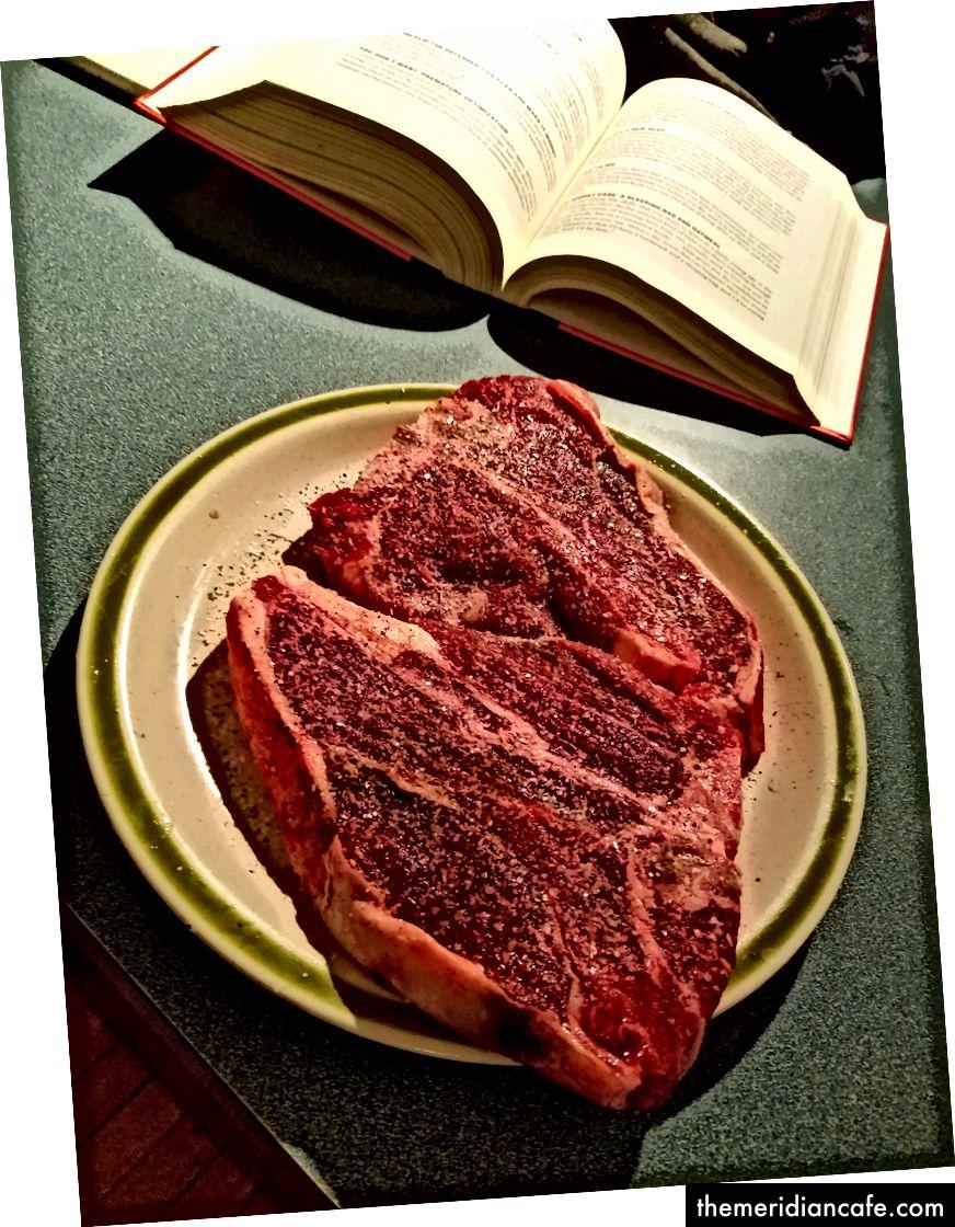 Tim Ferriss mog susjeda, 100% travnato govedina i alati titana, hranjeni travom