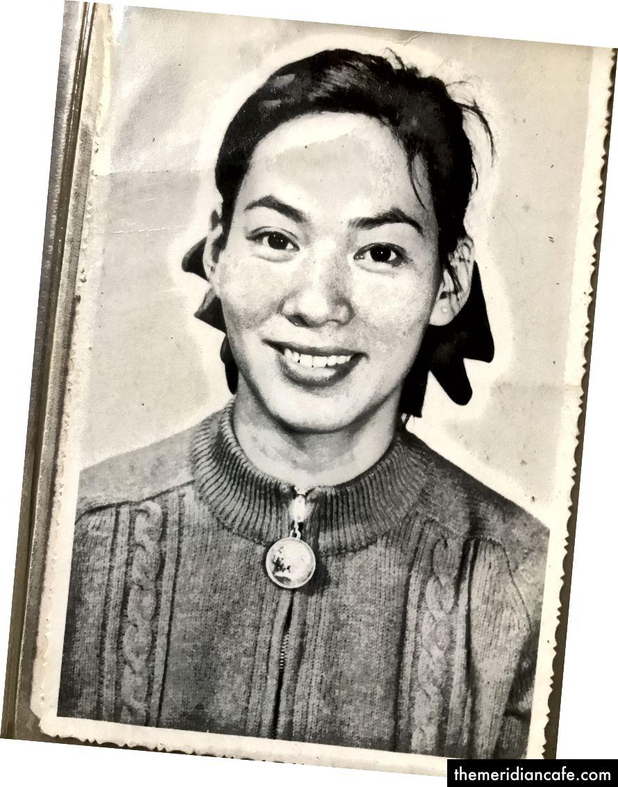 Moja babcia.