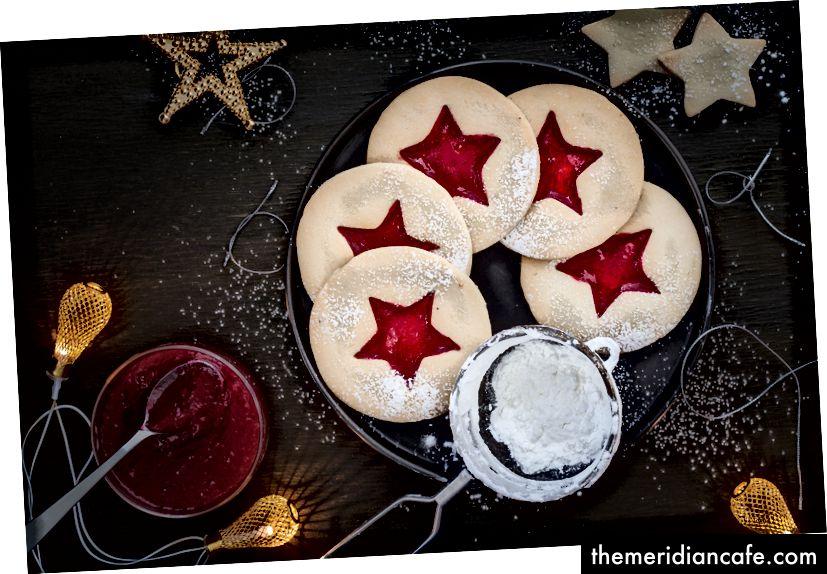 Naši ukusni Jam Cookies, dio božićnog jelovnika, dostupni su najprije članovima FreshCluba