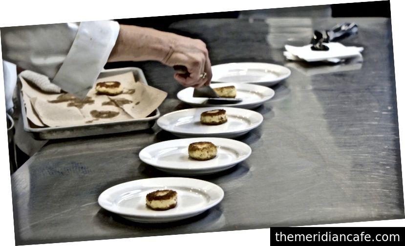 Ciastka rybne hodowane w laboratorium, Źródło: Finless Foods