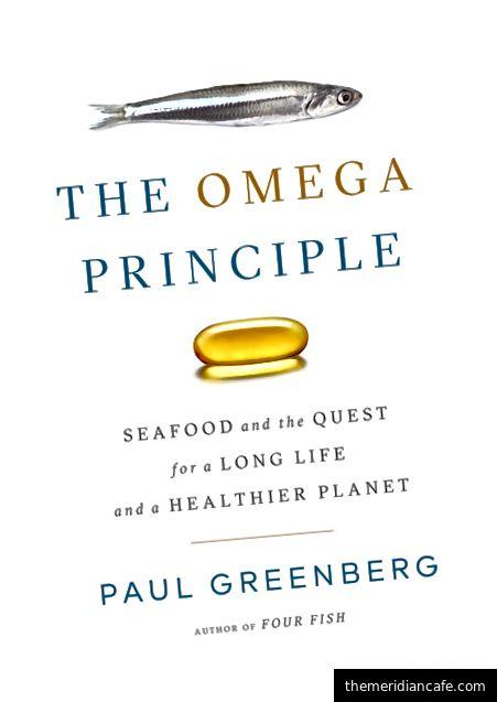 Z zasady Omegi Paula Greenberga, opublikowanej przez Penguin Press, odcisk Penguin Publishing Group, oddziału Penguin Random House, LLC. Prawa autorskie © 2018 autorstwa Paula Greenberga.