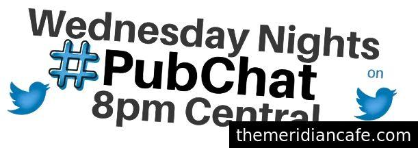 Συζητήστε με τον Mike Brennan αυτήν την Τετάρτη στο Twitter. Ακολουθήστε #PubChat.