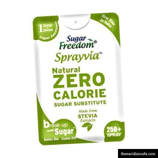 Sugar Freedom® Sprayvia. jest łatwy w użyciu w dowolnym miejscu i czasie