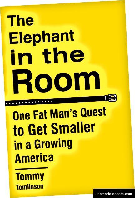 Na podstawie Tommy Tomlinson z THE ELEPHANT IN THE ROOM. Prawa autorskie © 2019 autorstwa Tommy Tomlinson. Fragment za zgodą Simon & Schuster.