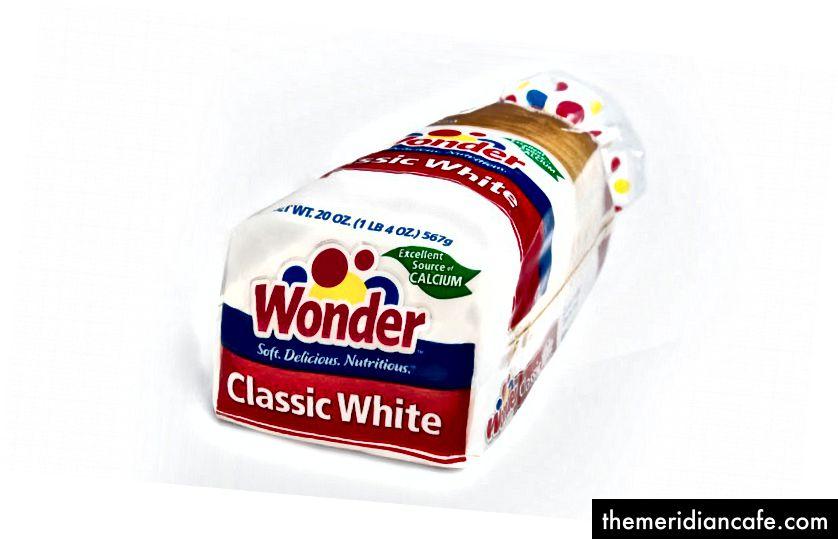 Crédito de imagem: Wonder Bread