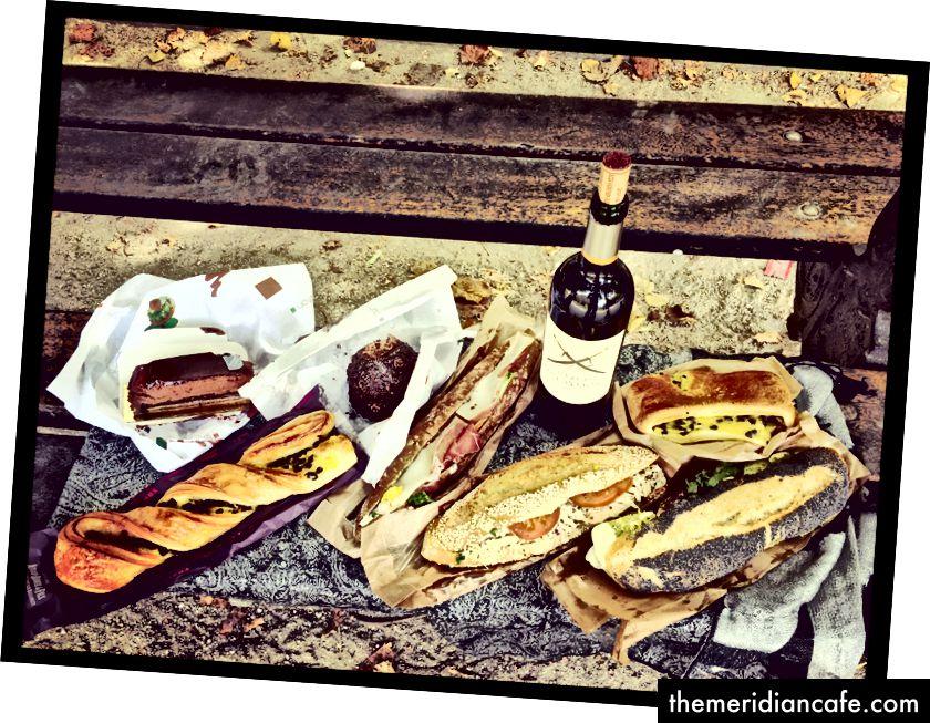 Niezapomniany piknik z przyjaciółmi