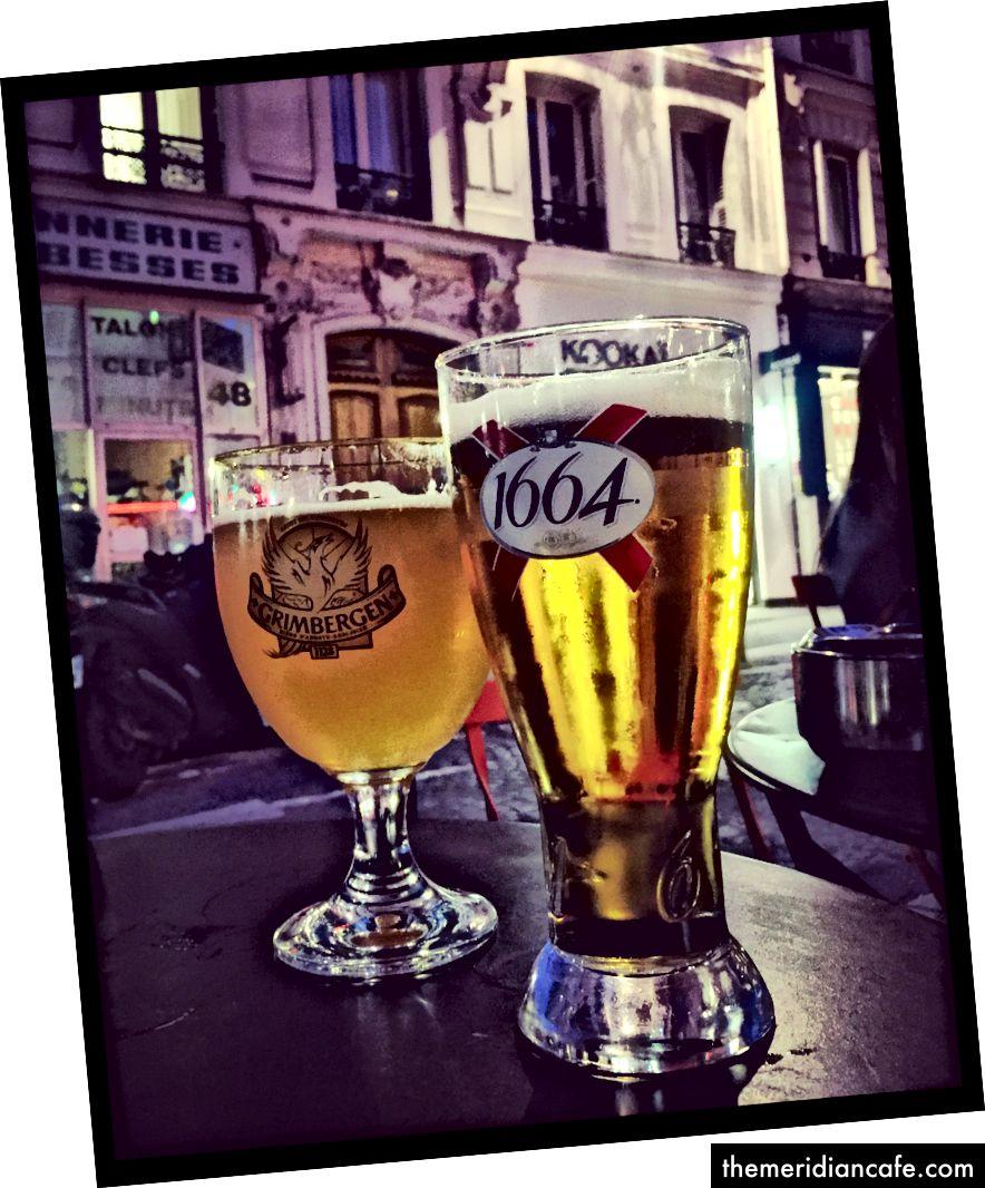 Ja też lubię piwo!