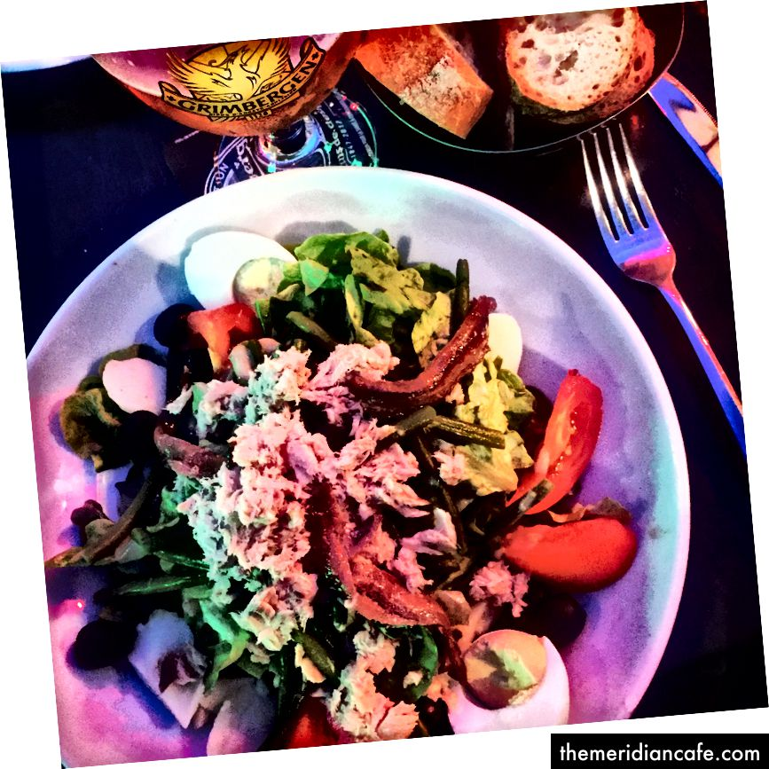 Perfect Salade Niçoise