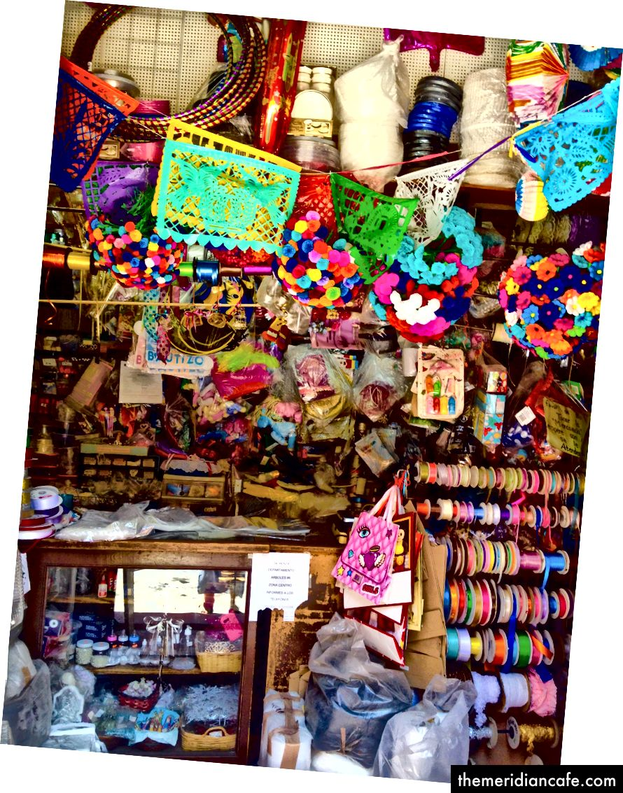 La papeleria, México. Foto, Linda Laino